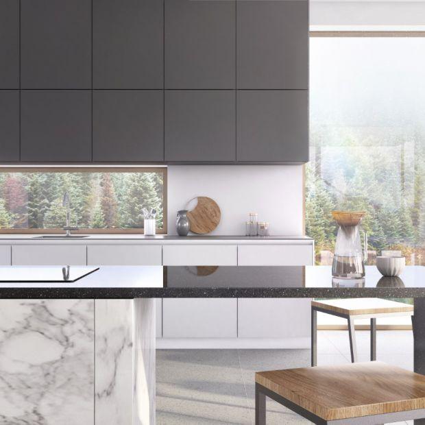 Meble do kuchni - zobacz modny laminat szklany