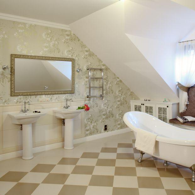 5 pomysłów na łazienkę w stylu retro