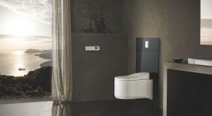 Poznajcie rozwiązanie, które zachwyci Was oferowanym poziomem komfortu i czystości – toaletę myjącą GROHE Sensia Arena!