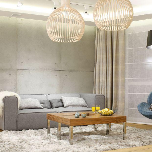 Fotel w salonie - 15 pomysłów z polskich domów