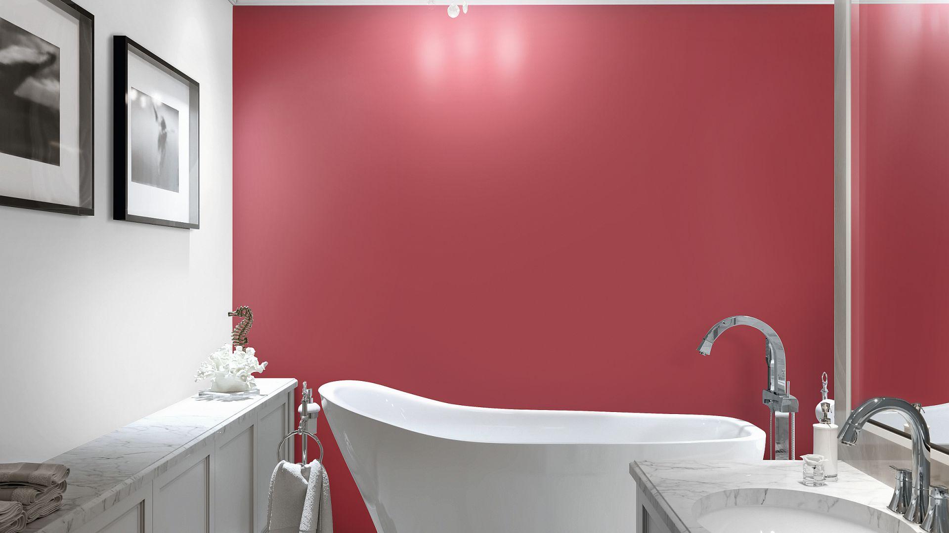 Mała łazienka Zobacz Materiały Na ściany I Podłogi