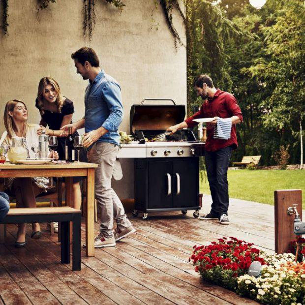 Ogród w wersji smart - więcej czasu na relaks