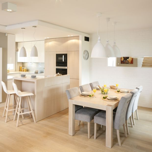 Otwarta kuchnia: zobacz 20 pięknych projektów