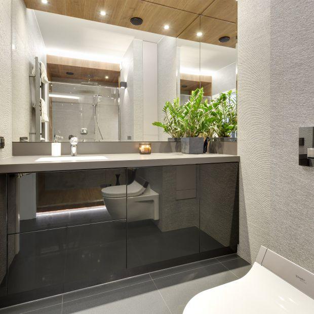 Łazienka w nowoczesnym stylu - zobacz piękny projekt