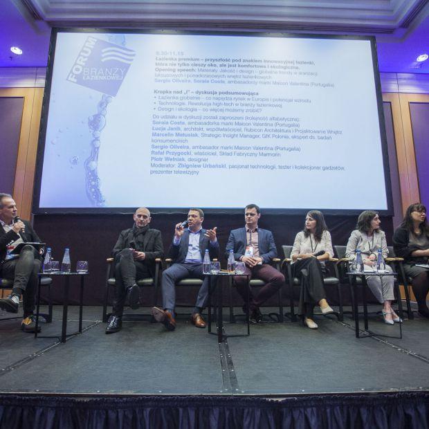Forum Branży Łazienkowej: zobacz relację z panelu inauguracyjnego