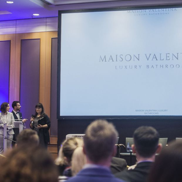 Forum Branży Łazienkowej: Maison Valentina o luksusowej łazience