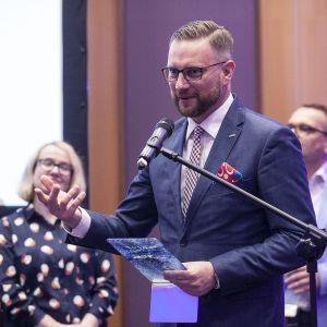 Gala wręczenia nagród w konkursie Łazienka-Wybór Roku 2018. Fot. Marek Misiurewicz