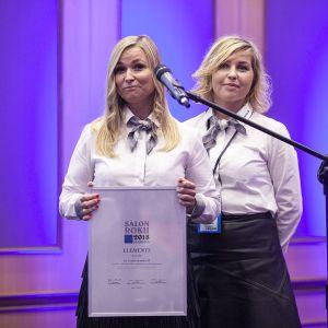 Gala wręczenia nagród w konkursie Łazienka-Salon Roku 2018. Fot. Marek Misiurewicz