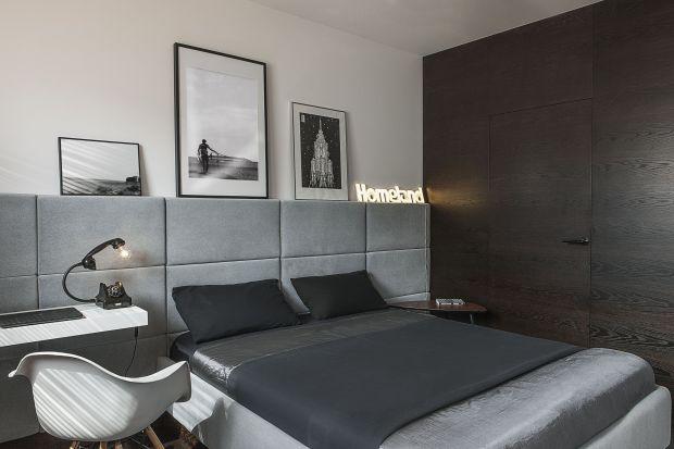 Mała sypialnia - 12 dobrych pomysłów