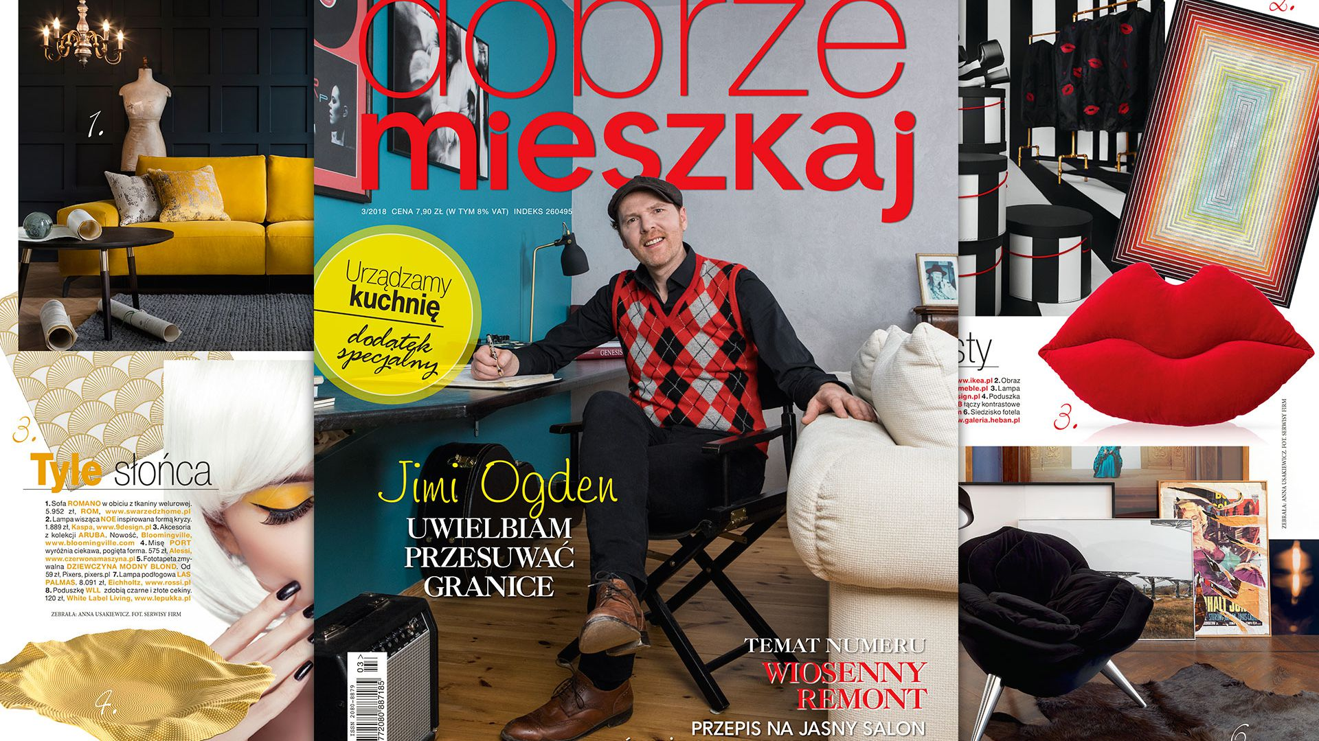Magazyn Dobrze Mieszkaj 3/2018