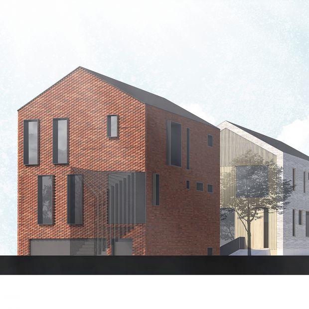 EcoFlex - idealny dom na wąską działkę