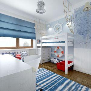 Pokój dla dziecka to przestrzeń, gdzie dzieją się rzeczy niezwykłe. Projekt: Katarzyna Zapał, Daniel Błaszczyk (Room Studio)