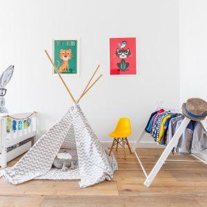 Pokój małego przedszkolaka. Projekt: Decoroom. Fot. Marta Behling / Pion Poziom
