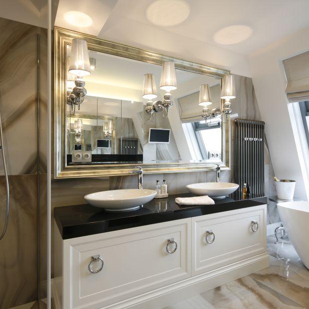 Oświetlenie w łazience: piękne zdjęcia