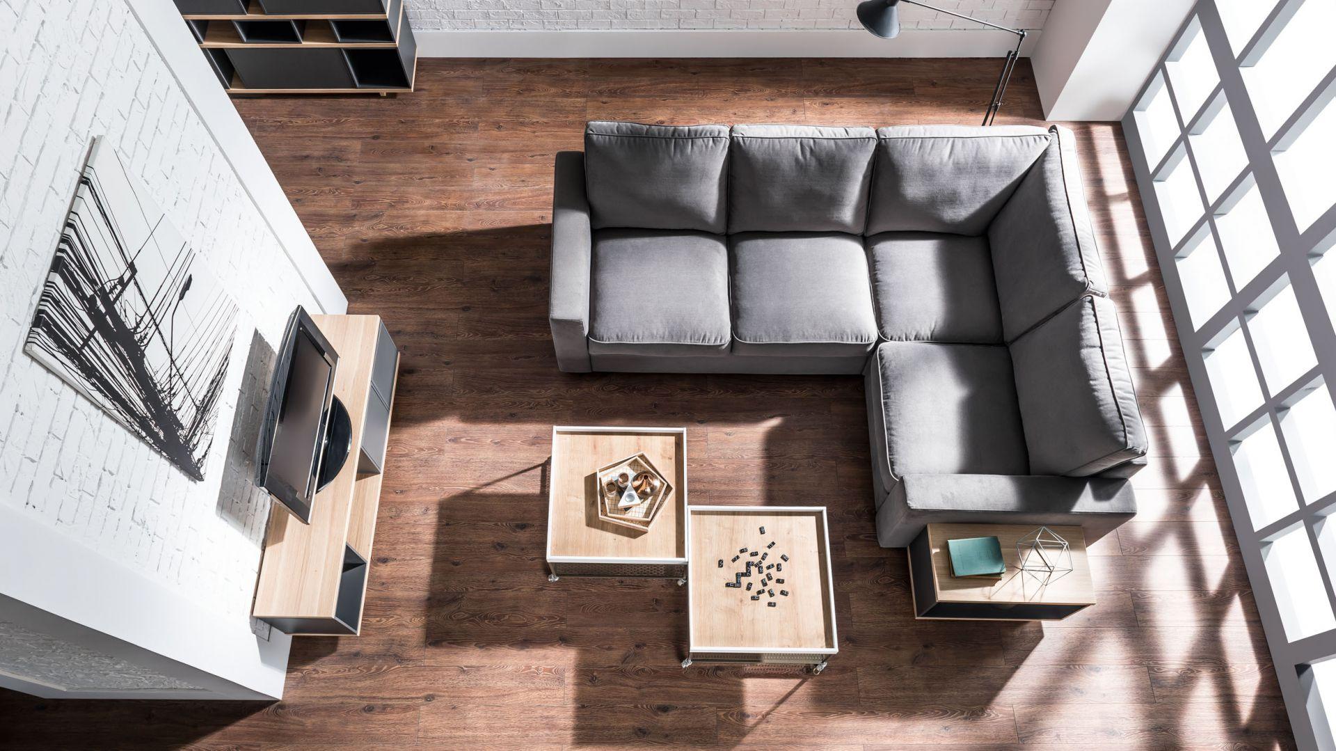 Nowe kolekcje paneli podłogowych. Fot. Vox