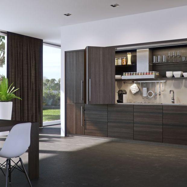 Meble modułowe w kuchni i salonie - postaw na indywidualizm
