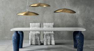 Włoska projektantka w charakterystyczny dla siebie sposób łączy ze sobą estetyczne odniesienia do różnych kultur. Znajdziemy je sofach i fotelach, które są głównymi tegorocznymi nowościami.