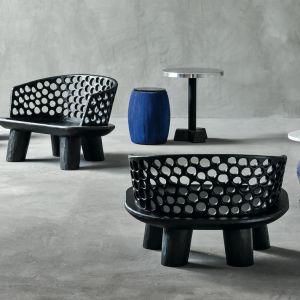 Fotel Carve 07 marki Gervasoni. Fot. Mood Design