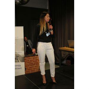 Natalia Stępień z firmy Rejs mówiła o najnowszych rozwiązaniach tej marki