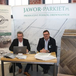 Stoisko marki Jawor-Parkiet