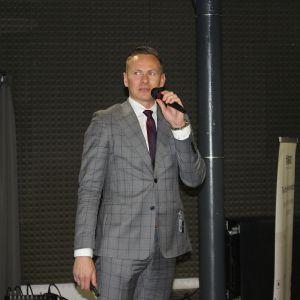 Szymon Sadowski, właściciel Vigo Studio