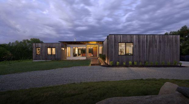 Copperwood House - unikalny projekt ze Stanów Zjednoczonych