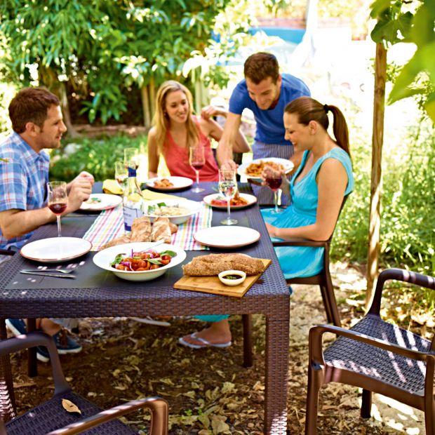 Majówka w ogrodzie -zorganizuj czas dla rodziny i przyjaciół
