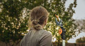 Wiosenne porządki w ogrodzie to czas, w którym dużo uwagi poświęcamy przycinaniu gałęzi drzew i krzewów.