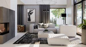 HomeKONCEPT 49to wyjątkowy dom opowierzchni 170 metrów kwadratowych. Nowoczesna bryła w połączeniu z pięknie i funkcjonalnie zaprojektowanym wnętrzem tworzy projekt godny uwagi.