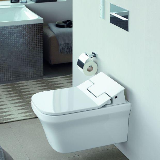 Nowoczesna łazienka: inteligentne deski sedesowe