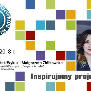 """Prowadzące program """"Drugie życie mebli"""" gośćmi specjalnymi podczas Studia Dobrych Rozwiązań w Lublinie"""