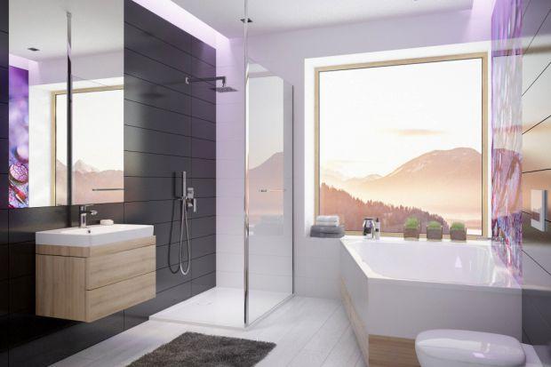 Prysznic w łazience - wybieramy brodzik