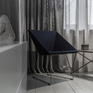 Kultowy fotel Romana Modzelewskiego ponownie wprowadziła na rynek marka Vzór. Fot. IMATHOME