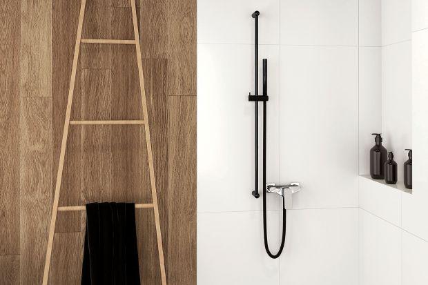 Nowoczesne materiały w łazience - ta nowość zaskakuje