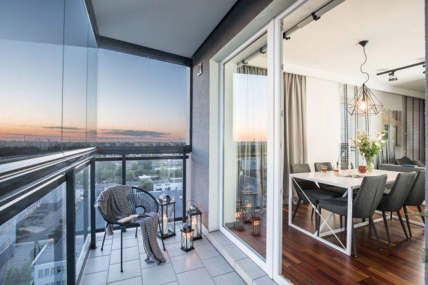 Balkon i taras - pomysły na aranżację