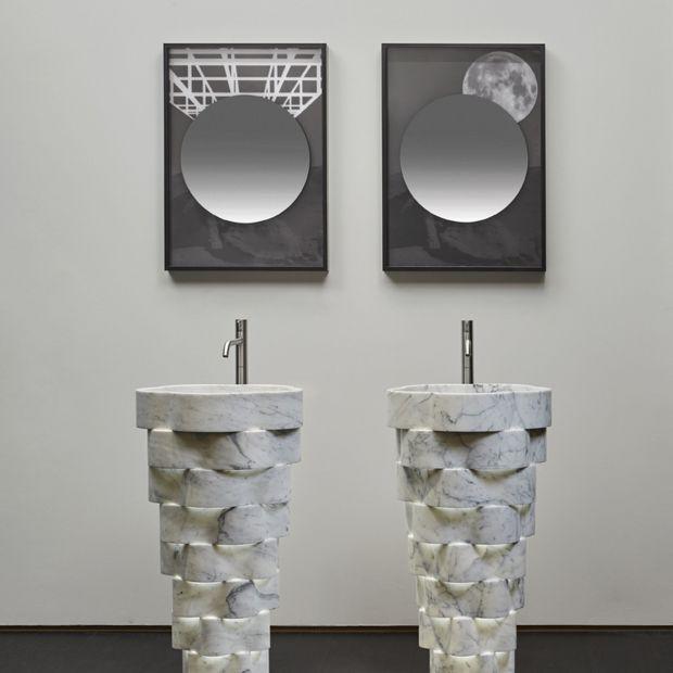 Ceramika łazienkowa: zobacz piękne kolekcje prezentowane w Mediolanie