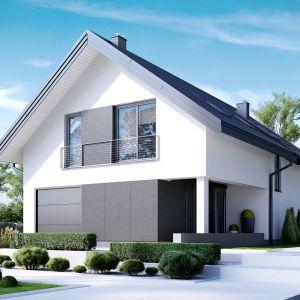 Wybieramy projekt domu: na co zwrócić uwagę? Projekt HomeKoncept 12. Fot. HomeKONCEPT