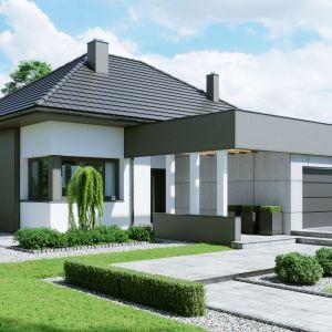 Wybieramy projekt domu: na co zwrócić uwagę? Projekt HomeKONCEPT 46. Fot. HomeKONCEPT