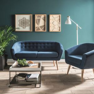 Fotel Alma, cena od 990 zł. Fot. Vox Meble