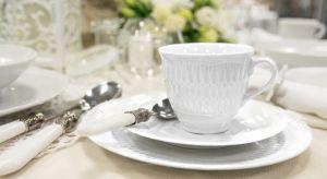 Wiosną rozkwitają wielkie wydarzenia. Uroczyste przyjęcia ślubne i komunijne wymagają odpowiedniej oprawy w postaci pięknej zastawy stołowej