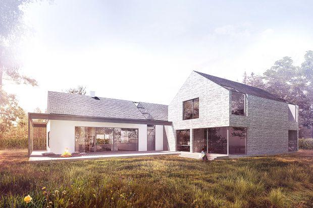 Dom w Kamienicy Polskiej - zobacz ciekawy projekt