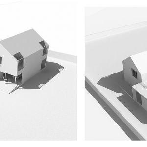 Dom w Kamienicy Polskiej - przykład nowoczesnej polskiej architektury. Fot. BXBstudio Bogusław Barnaś
