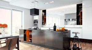 Meble kuchenne powinny być solidne i funkcjonalne. Powinny także pięknie się prezentować. Wszystkie te cechy posiada laminat szklany RAUVISIO crystal.