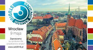 Zapraszamy wszystkich 9 maja do Wrocławia na kolejne spotkanie z cyklu Studio Dobrych Rozwiązań. Na projektantów i architektów wnętrz czeka kilkanaście specjalistycznych prezentacji przygotowanych przez partnerów wydarzenia oraz wystąpienia specj