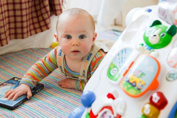Czyste zabawki dziecka: radzimy jak o nie dbać