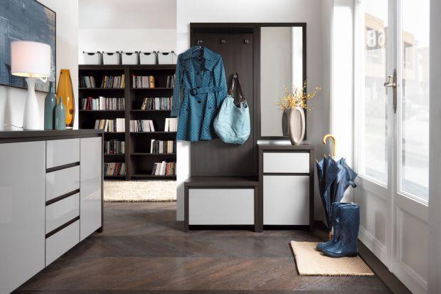 Małe mieszkanie - 7 pomysłów na przedpokój