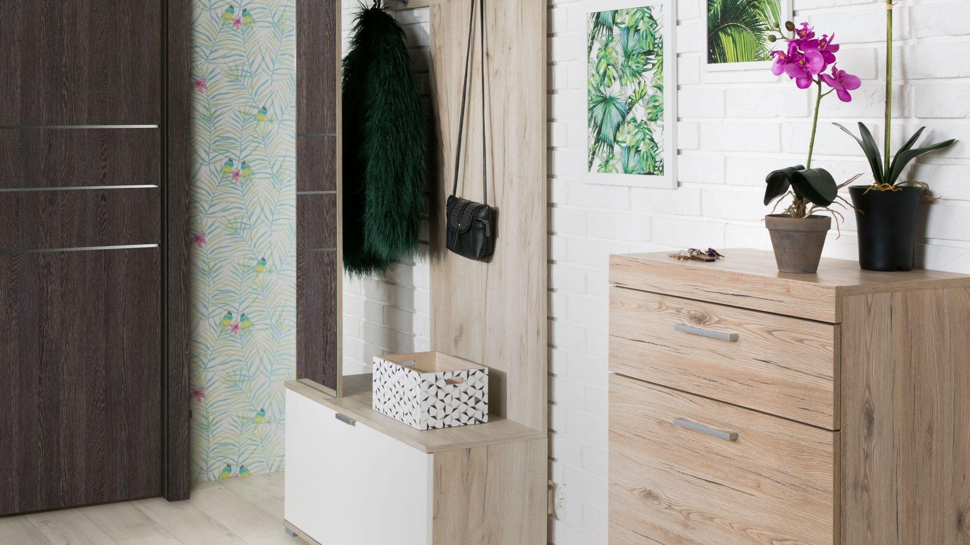 Małe Mieszkanie 7 Pomysłów Na Przedpokój