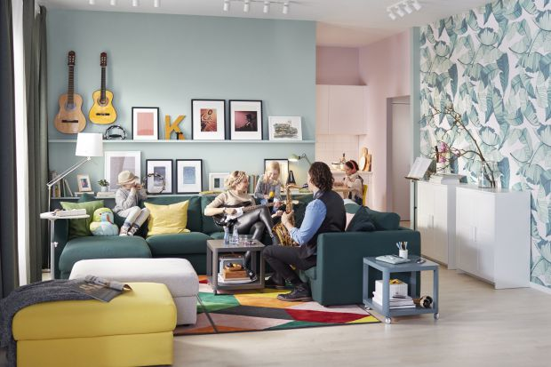 5 sposobów na mały salon