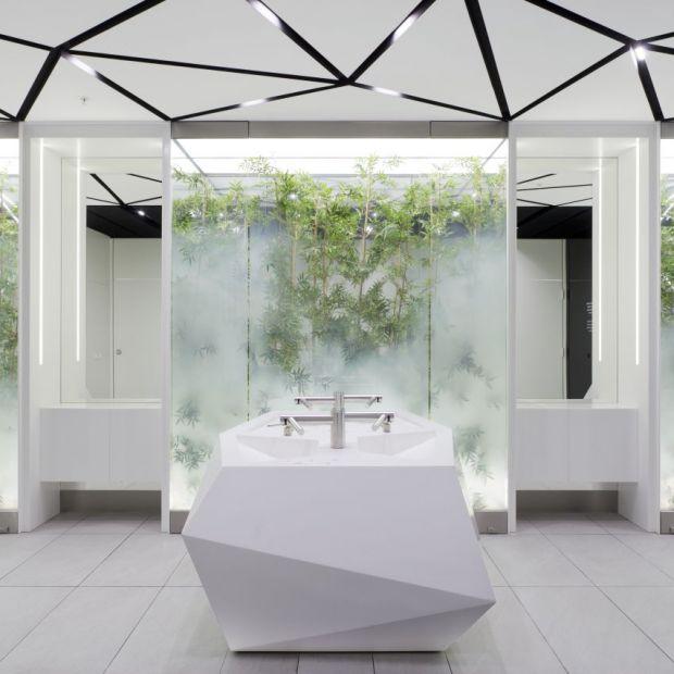"""Jak luksusowa łazienka to tylko z efektem """"WOW""""!"""