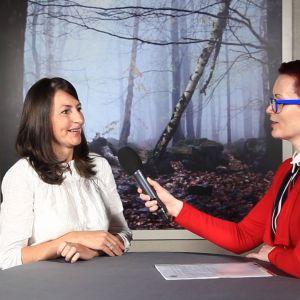 Łucja Janik, współwłaścicielka biura RUBICON Architektura i Projektowanie Wnętrz